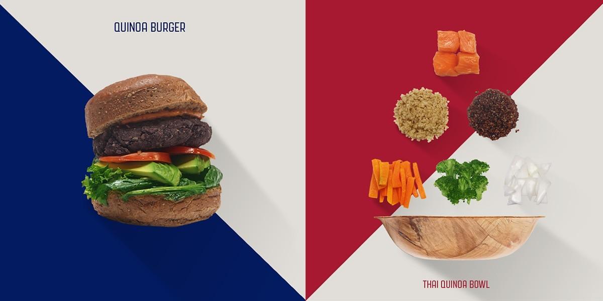 La opción ideal para comer rico y sano.
